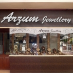 Krom Harf Tabela - Arzum Jewellery