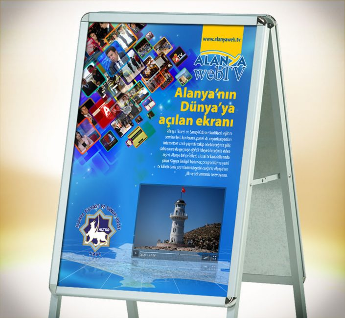 Poster - ALTSO Alanya Web TV