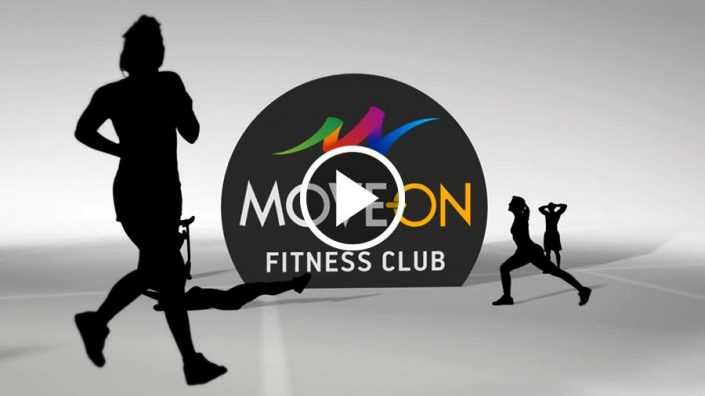 Fitness Tanıtım Filmi - Move On Fitness Club