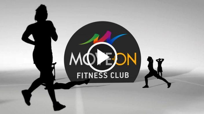 Fitness Tanıtım Filmi - Move On Fitness Club