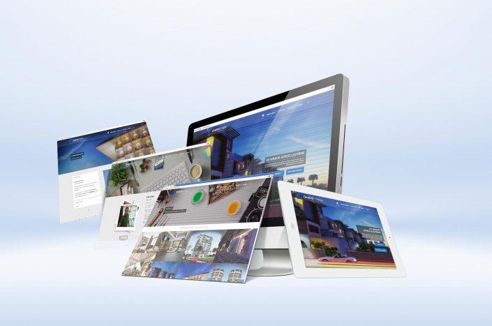 Portfolyo Web Sitesi - Öner Evren 3D Mimari Görselleştirme