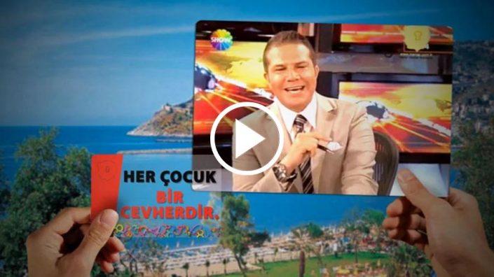 TV Reklam Filmi - Özgür Çocuk Kulübü
