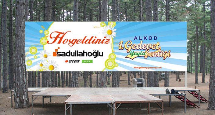 Yayla Festivali Tanıtımı Turbelinas Gedevet Yaylası - ALKOD