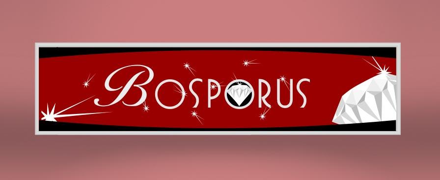 Işıklı Tabelalar - Bosporus Kuyumcu