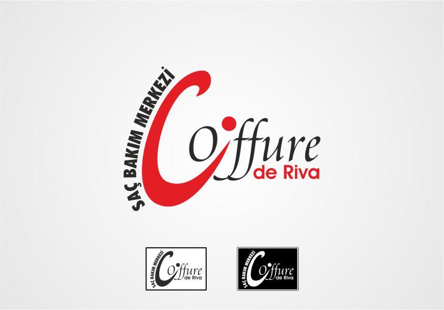 Logo Tasarımı - Coiffure de Riva