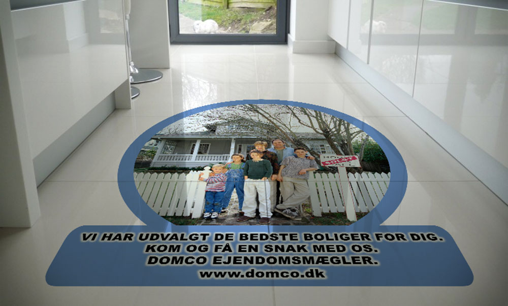 Zemin Folyo Sticker - Domko Real Estate