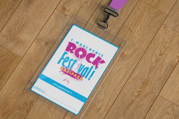 Rock Festivali Tanıtımı - Mavi Deniz Rock Festivali Gazipaşa Belediyesi