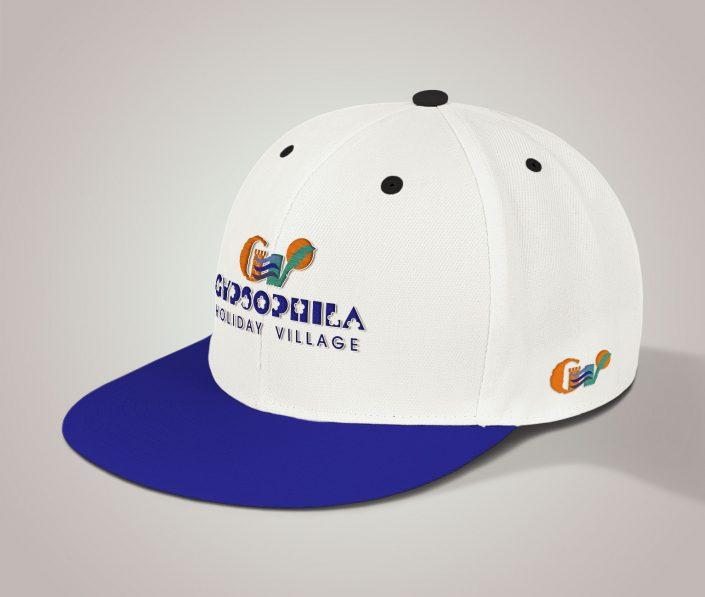 Nakış Dokuma Logolu Şapka - Gypsophila Holiday Village