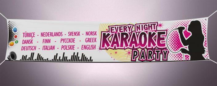 Karaoke Restaurant Tanıtımı - Katakombe