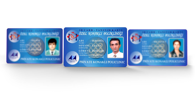 Personel Kartı - Konaklı Poliklinik