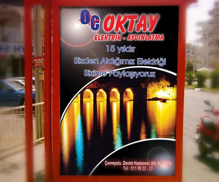 Elektrik Firması Reklamı CLP - Raket - Oktay Elektrik