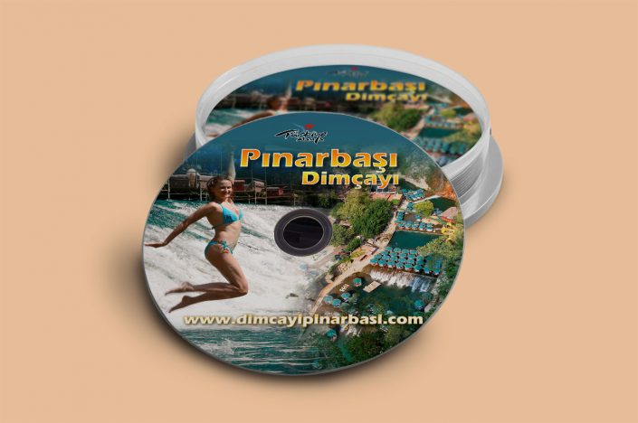 Piknik Restoranı CD-DVD Tasarımı - Ambalaj Tasarımı