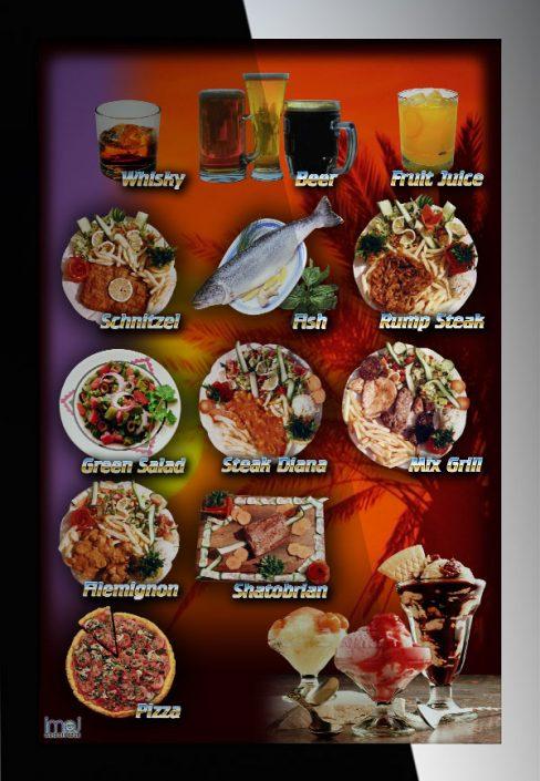 Işıklı Yemek Menü - Post Cafe