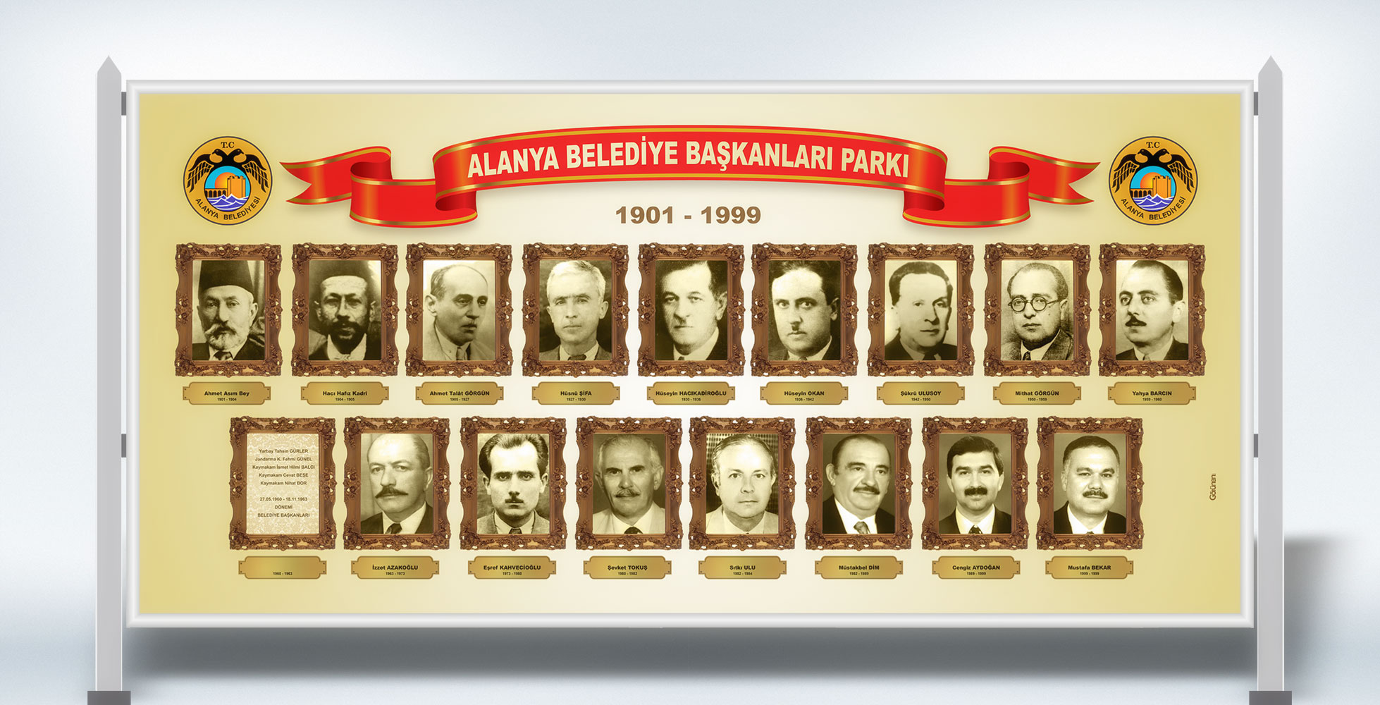 Alanya Belediye Başkanları