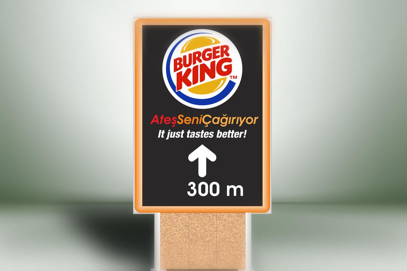 Burger King Reklamları