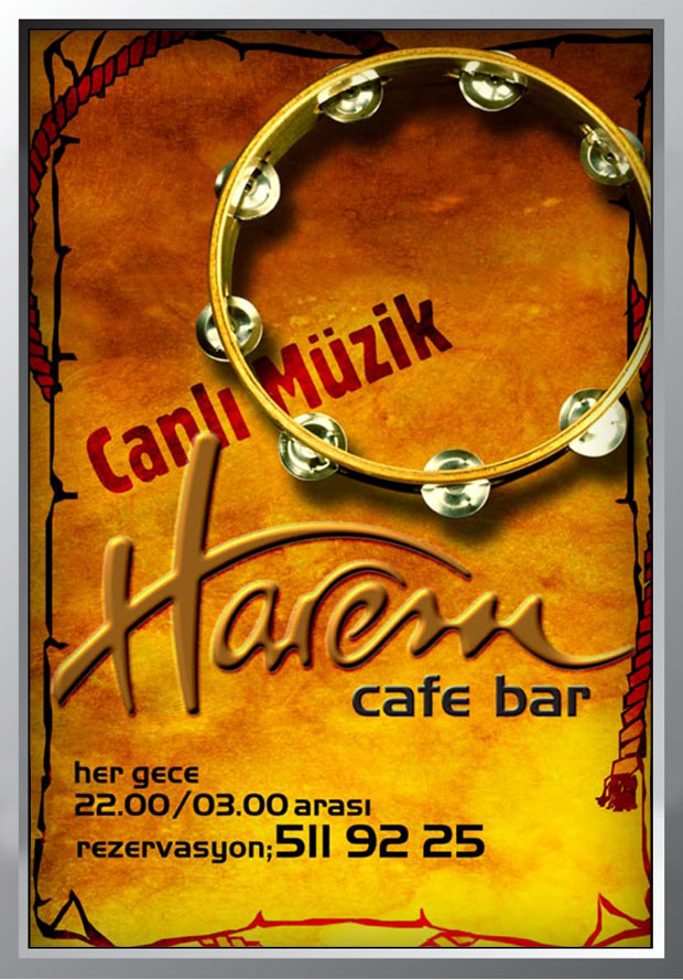 CLP - Otobüs Durağı - Harem Cafe & Bar