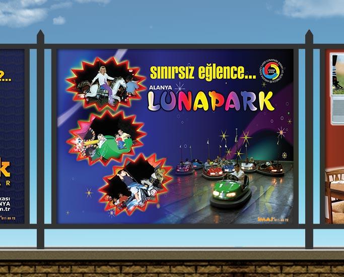 Stadyum Panosu - Lunapark