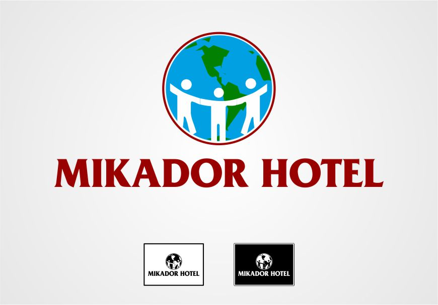 Mikador Otel Logo Tasarımı