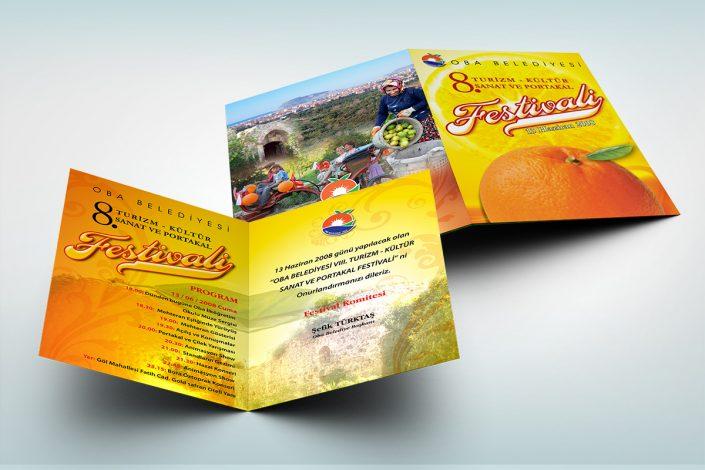 Portakal Şenliği Tanıtımı - Alanya Belediyesi