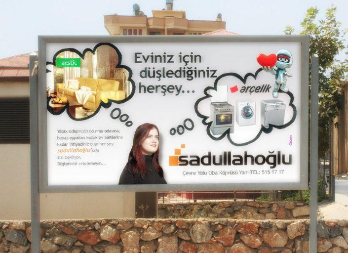 Mobilya ve Beyaz Eşya Kampanya - Sadullahoğlu Arçelik Alanya