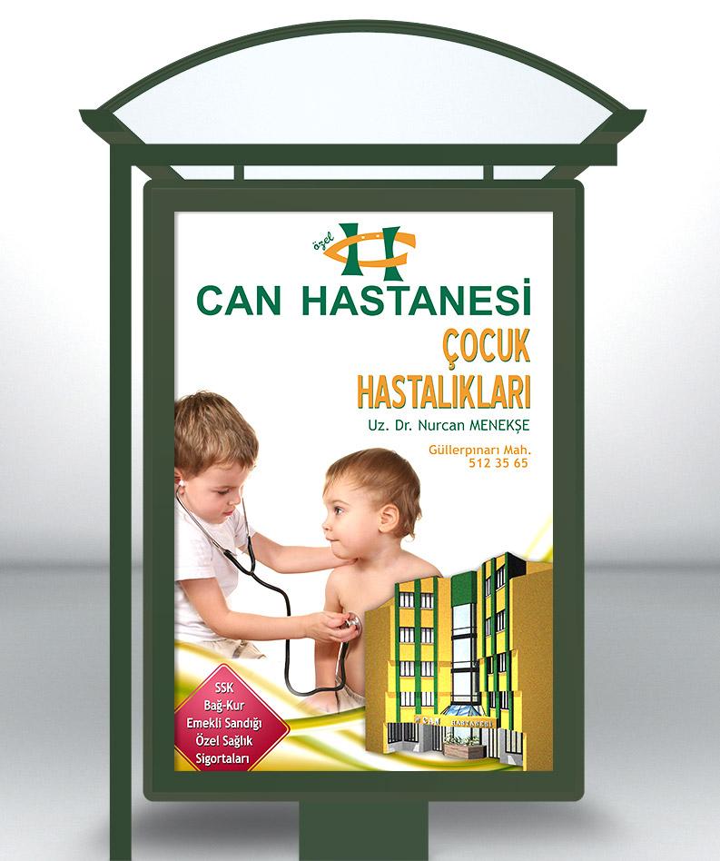 Hastane Tanıtımı Kampanyası - Can Hastanesi