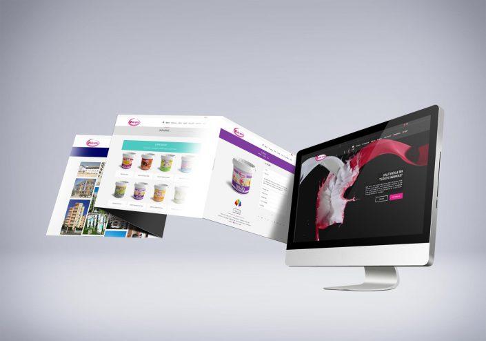 Firma Web Sitesi - Aksu Boya Polimer Boya Sanayi Antalya