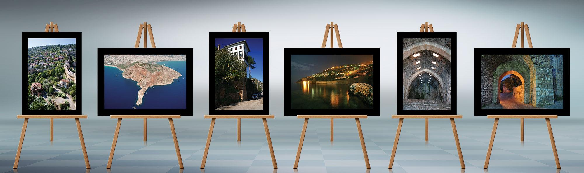 Fotoğraf Sergisi - Alanya Güzellikleri - Tarihi Kentler Birliği