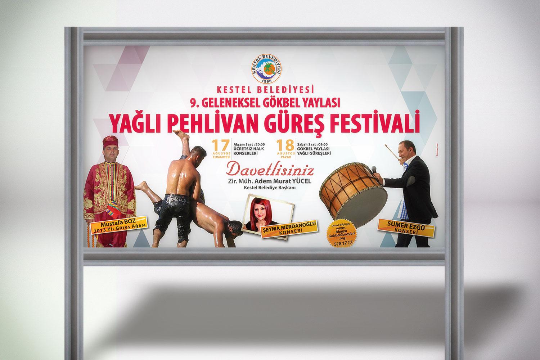Festival Tanıtımı - Gökbel Yaylası Yağlı Pehlivan Güreş Festivali Alanya