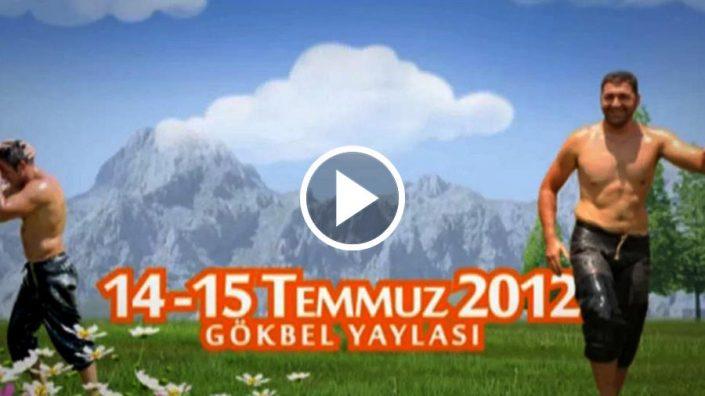 Güreş Festivali Tanıtım Filmi - Gökbel Yaylası Yağlı Pehlivan Güreşleri