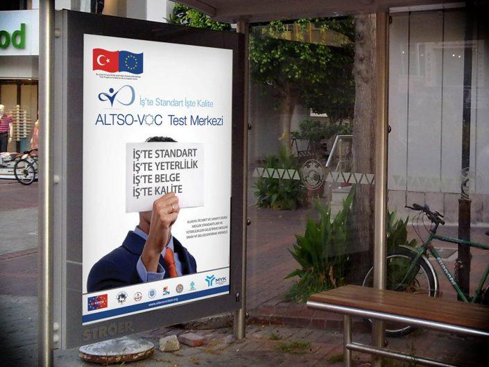 Tanıtım Kampanyası - ALTSO Voc-Test Merkezi