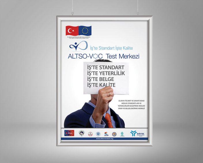 Tanıtım Kampanya - ALTSO Voc-Test Merkezi