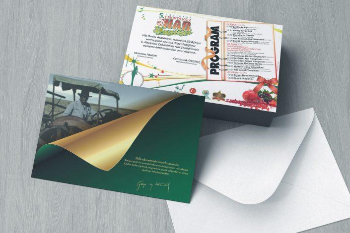 Nar Festival Tanıtım Kampanyası - Gazipaşa