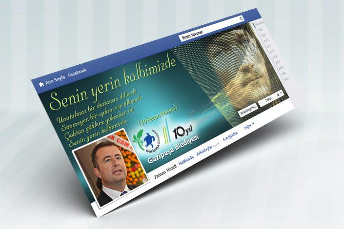 10 Kasım Anısına Kampanyası | Gazipaşa Belediyesi