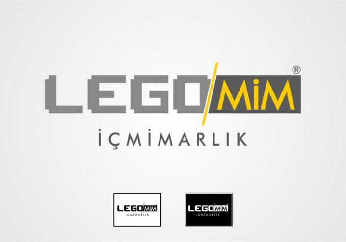 İç Mimar Logo Tasarımı - Logomim Mimarlık