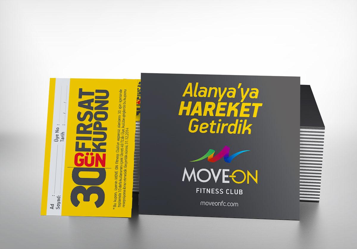 Fırsat Kuponu - Move On Fitness Club