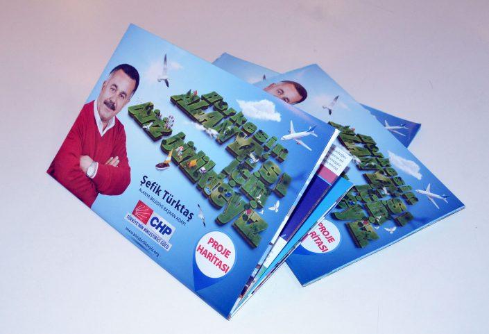 Proje Haritası - Yerel Seçim Kampanyası - CHP | Cumhuriyet Halk Partisi Alanya Belediye Başkan Adayı Şefik Türktaş