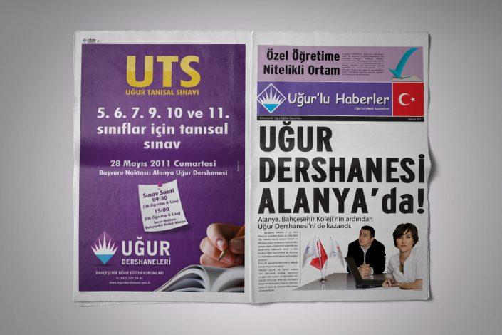 Advertorial Reklam - Bahçeşehir Uğur Eğitim Kurumları