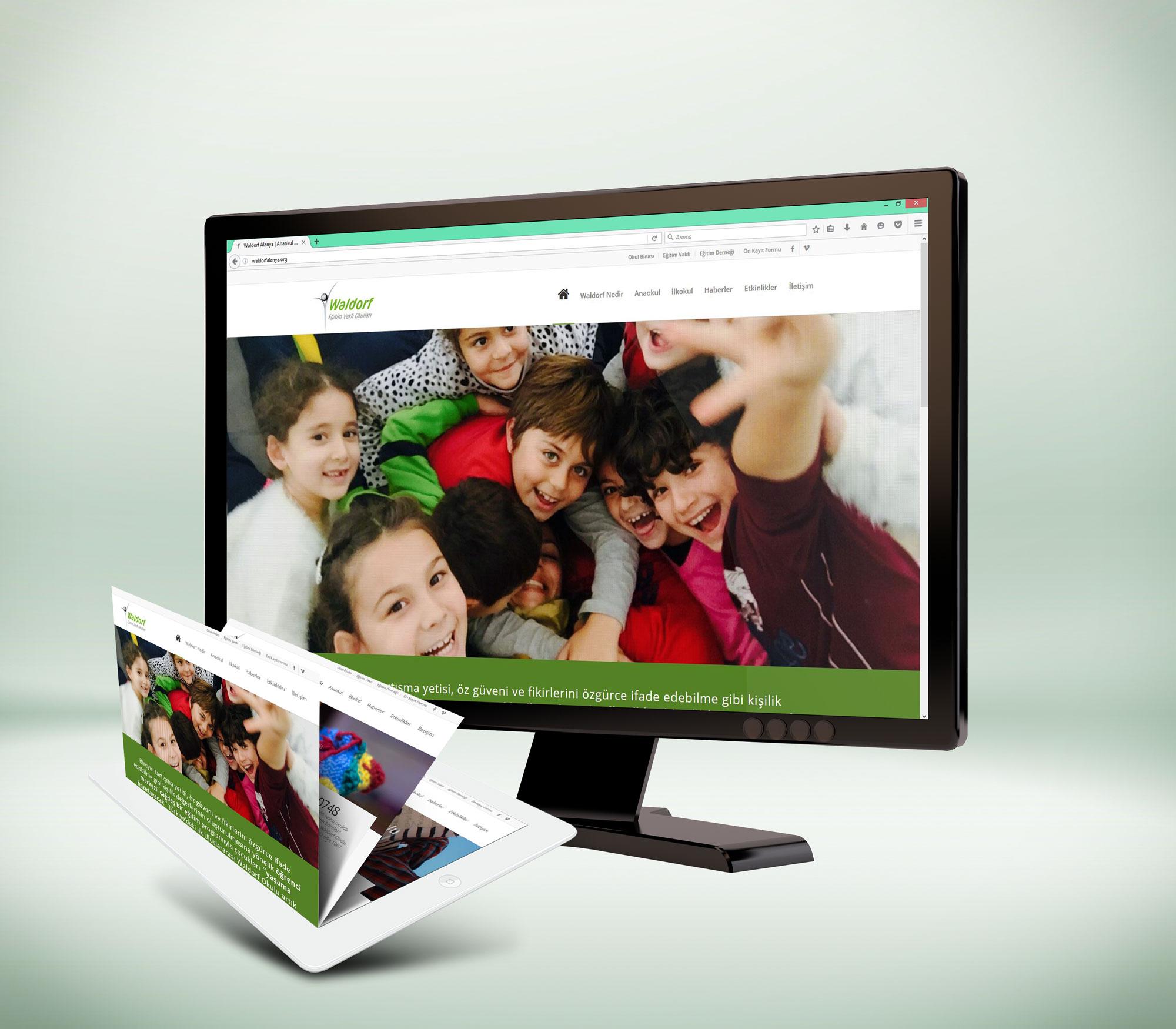 Okul Web Sitesi - Waldorf Eğitim Vakfı Okulları Alanya