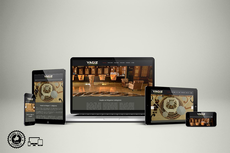 Mermer & Granit Firma Web Sitesi - Yağız Granit