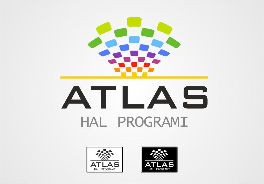 Program Logo Tasarımı - Empati Yazılım - Atlas Programı