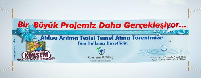 Arıtma Tesisi Tanıtımı - Gazipaşa Belediyesi