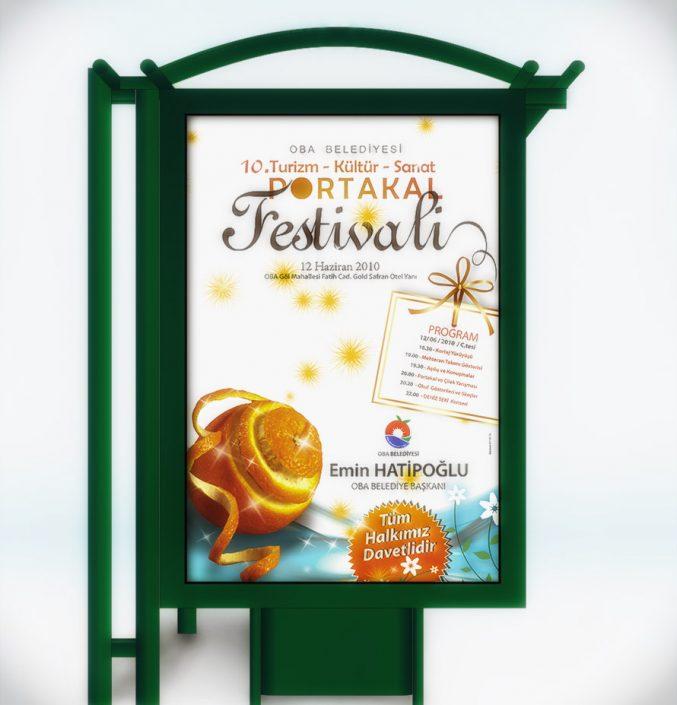 Portakal Festival Tanıtımı Alanya