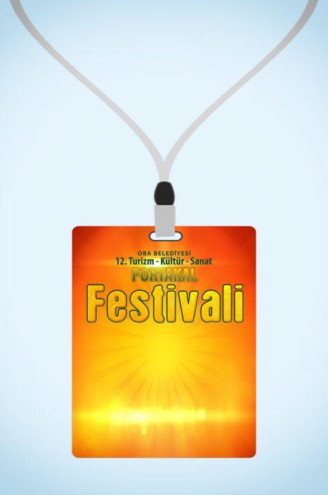 Portakal Festivali Tanıtımı Kampanyası - Alanya