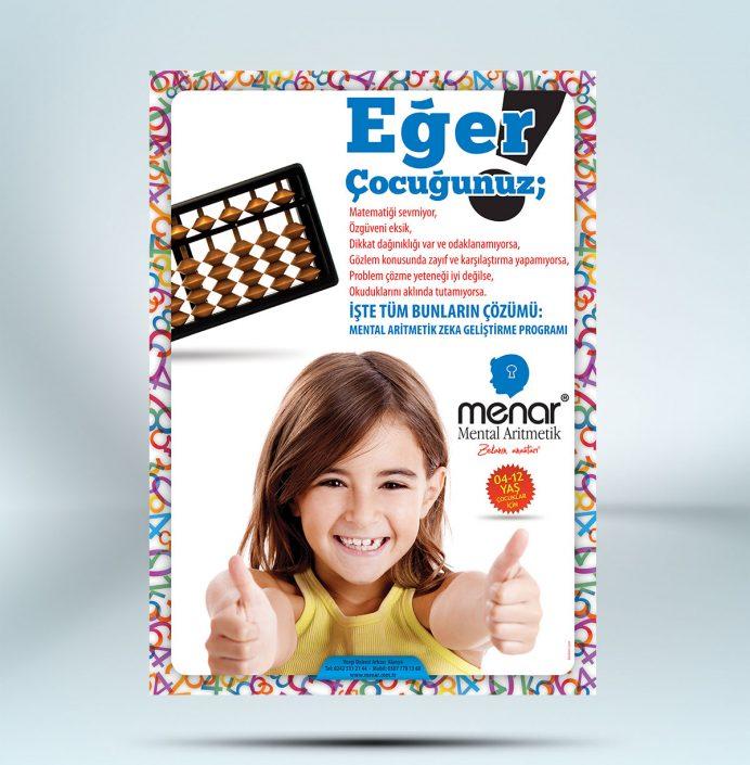 Poster Tasarımı - Özgür Çocuk Kulübü