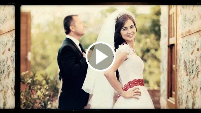 Seçil ve Cemburak Düğün Düğün Hikayesi