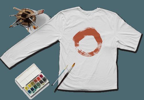 Tekstil Baskı T-Shirt Şapka Üniforma