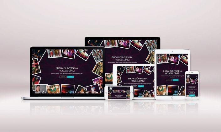 Event Şirketi Web Sitesi - Arya Organizasyon