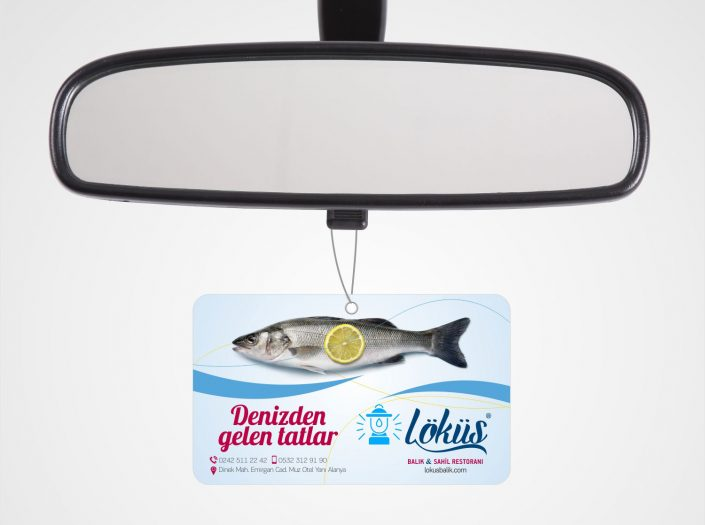Oto Kokusu - Löküs Balık & Sahil Restoranı