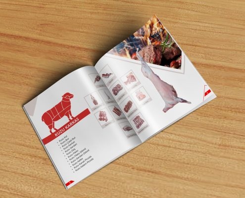 Katalog Tasarım - AL-ET ENTEGRE ET TESİSLERİ