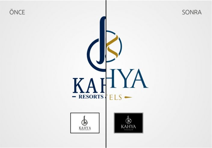 Logo Yenileme | Kahya Hotels